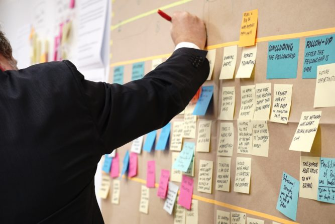 How to track progress of a project on a board – 4 tips